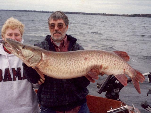 Ferguson Fishing Charters - 1000 Islands Fishing Guide