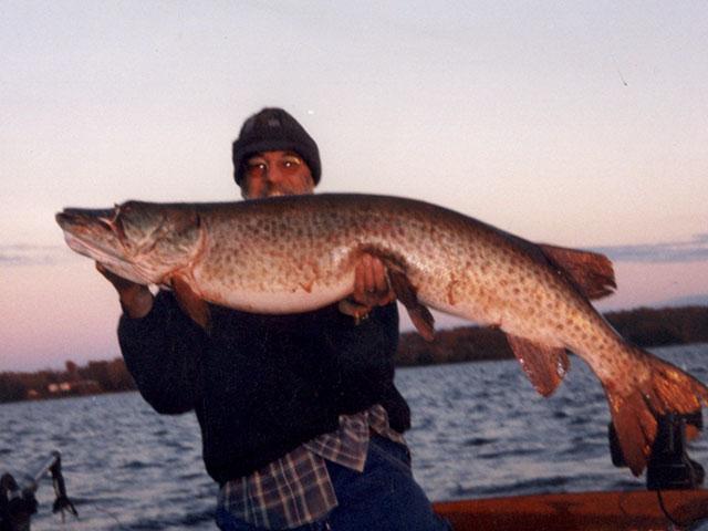 Ferguson fishing charters 1000 islands fishing guide for Fishing trips nyc